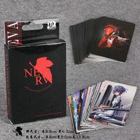 Neon Genesis Evangelion EVA POKER Game cards Posters free shipping