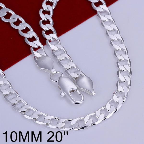 Колье-цепь 925 , 925 10 dvrm txaq браслет цепь fashion h136 2 925 925 10 h