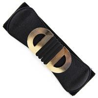 Cummerbund female double d all-match fashion cummerbund elastic wide belt strap decoration lengthen