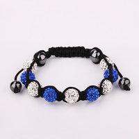 Shamballa jewelry Wholesale, free shipping, New Shamballa Bracelets Micro Pave CZ Disco Ball Bead Shamballa Bracelet uqlz ruup