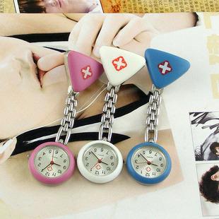 Trigonometric thick nurse table medical nurse pocket watch pocket watch table
