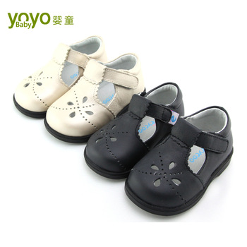 Summer genuine leather round toe shoes male freycoo 8029