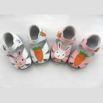 Children shoes skidproof toddler shoes summer sandals summer rabbit pattern baby shoes baby shoes
