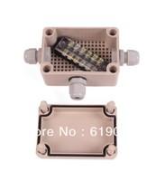 65*95*55mm  waterproof box connectors  6pin terminal