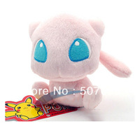 "10pcs/Lot 5"" cute Pokemon MEW Soft Plush High quality Doll New"