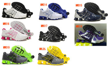 Sport shoes for Shox Turbo 2 Running Shoes,Men's Air Trainers Shox Shoes,Brand Max Turbo Shoes in Mix Color And Free shipping