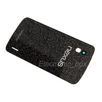 Battery Back Door Glass Cover Lens Repair Parts For LG Google Nexus 4 E960 New