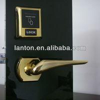 125KHz smart rfid card key access proximity hotel door lock