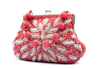 Colorful fashion lady clutch evening bag multicolor popular