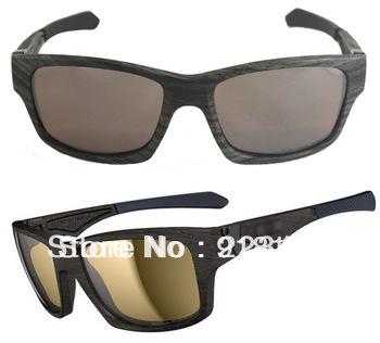 2013 New Jupiter Wood grain Fashion Cycling Polarized Sunglasses Biker Sport Glasses Motorcycle Glare Blocking Free Shipping(China (Mainland))