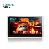 "FreeShipping 10.1"" RAMOS W27pro Quad Core tablet PC with Actions ATM7029 ARM Cortex A9 1G RAM 16G Flash WiFi"