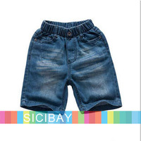 Free Shipping New Boys Jeans Shorts Children Summer Shorts Retail Kids Clothes K1173
