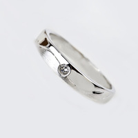 Best 925 sterling silver rings 2013 silver rings women and men rings silver jewelry GNJ0206 (if fake- triple refund)