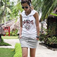 Summer women's 2013 plus size summer short skirt slim hip short skirt bust skirt