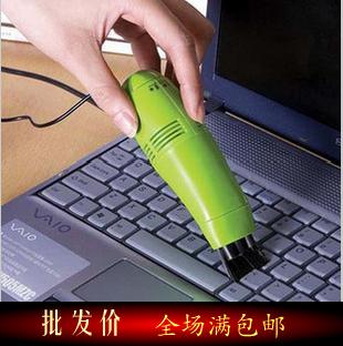 Hot-selling usb vacuum cleaner mini notebook computer keyboard vacuum cleaner clean computer