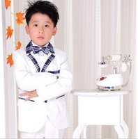 boy blazer 2014 spring new boy formal suit/ child formal suit/ flower boy suit/boy's costume