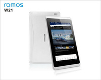 "7"" Ramos w21 Actions ATM7029 ARM Cortex A9 Quad Core Tab pc 1G RAM 8G Flash 1280x800 IPS WiFi webcam 1080P"