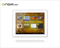 "New Arrival 8"" Onda V801 Quad Core android 4.1 tablet pc Quad Core 2GB 16GB 1024*768"