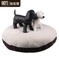 Thickening berber fleece pet mat unpick and wash pet supplies Medium Large cat dog mat