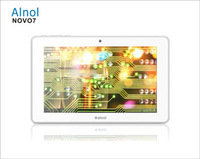 Freeshipping 7'' Ainol Novo7 crystal Quad core tablet 1024x600 1GB RAM 8GB ROM Cortex A9 ATM7029 Android 4.1