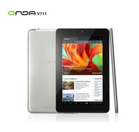 New Arrival in April Freeshipping Onda V711S 7'' IPS 1024 x 768 Quad Core 1G/8G 0.3MP Camera Android 4. 1