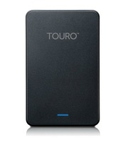 Free shipping USB 3.0 1TB 1024GB TOURO Hitachi portable Mobile External Hard Drive Disk real capacity with retail package, EP023