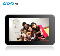 "FreeShiping 7""Ordro V8 800*480 Screen Android 4.1.1 OS RK2926 1GB 8GB WiFi OTG Tablet Pc"