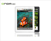 "New Arrival Freeshipping 8"" Onda V801 Quad Core android 4.1 tablet pc Quad Core 2GB 16GB 1024*768"