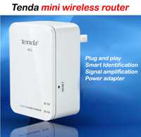 Tenda A5+ mini portable wireless router 2.4G Wi-Fi 802.11n 150Mbps wireless transmission rate built-in firewall free shipping