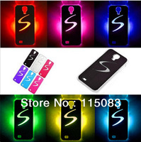 wholesale 2013 newest Stylish Calling Sense LED Flash Light Case For Samsung Galaxy S4 IV i9500