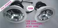 Free shipping 10W COB LED downlight hot sales COB LED Wall washer downlight