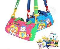 Authentic Korean PORORO penguin baby children's package inclined shoulder bag baby backpack school bag gift
