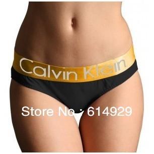 6 PCS free shipping high quality underwear, ladies triangle pure cotton underwear, sexy underwear