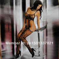 Free Shipping wholesale sexy  lingerie bodysuit new charming doll sexy hot selling body stocking