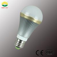 AC85-265V 7W E27 LED bulb, high quality space aluminum,530lm, LED Energy Saving Light Bulb