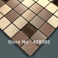 FREE SHIPPING Aluminum Wall Tiles, bathroom mosaic tiles, wall tiles,kitchen backsplash, flooring tiles