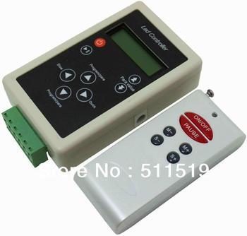 DC5-24v input    SPI magic color controller for ws2811,ws2801,lpd6803 ,tm1803,tm1812,ucs1903 etc