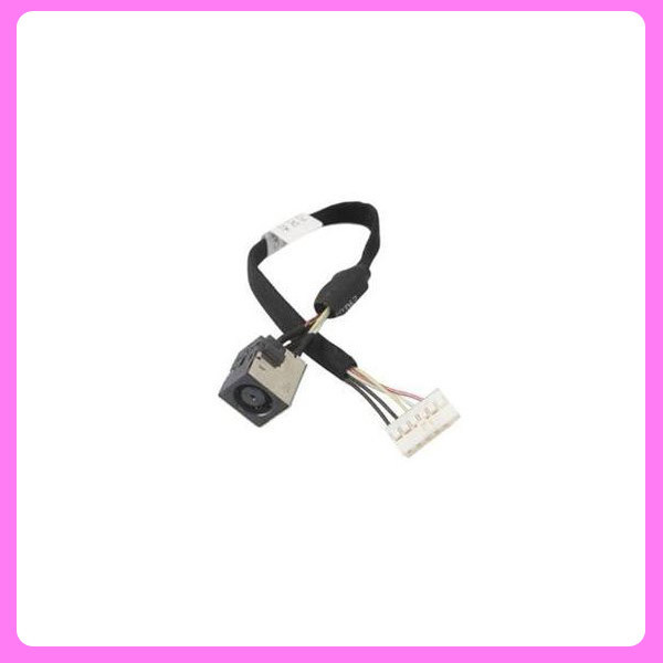 DC Power Jack Socket Connector Cable Harness for Dell Studio 14 14Z 1440 DC30100610L(China (Mainland))