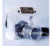 BINGO Canon 650 d 5 d3 7 d SLR camera nikon D90 waterproof waterproof cover diving bag bag of collar for a horse