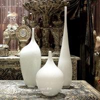 Bixuan quality home accessories slender vase decoration din 1pcBX2011SWH