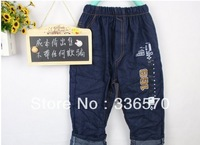 2013 new high quality low price children jeans autumn pants, free shipping