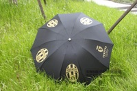 Free shipping barcelona real madrid chelsea liverpool arsenal juventus manchester gift Football club logo Umbrella parasol FP013