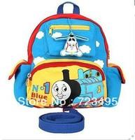 free shipping Korea cloth winghouse latest Thomas anti lost preschool children's backpack / the knapsacks are children's gift
