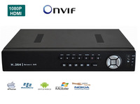DHLFree Shipping CCTV 8CH Full D1 H.264 DVR Standalone Super DVR SDVR/HVR/NVR Security System 1080P HDMI Output DVR ONVIF