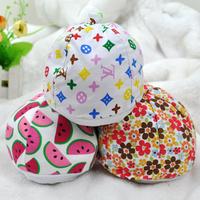 0 100% cotton baby hat tire cap 0 - newborn cap spring and summer autumn baby