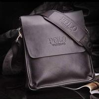 2013 fashion men shoulder bag,men genuine leather bag ,free shipping, quality guarantee