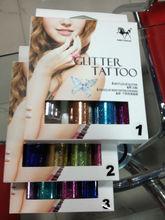 wholesale glitter tattoo sticker