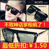 5Pcs/Lot Fashion Men's Sunglasses Summer Popular Sunglasses Free Shipping