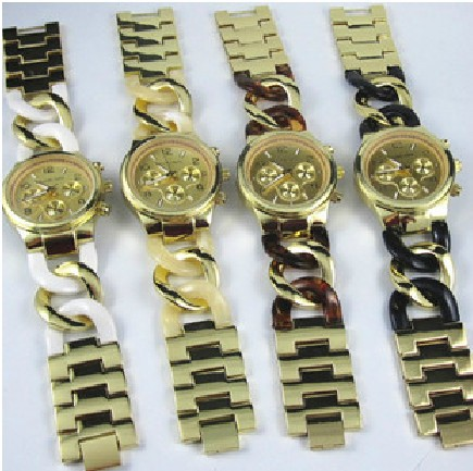 free shipping hotting 5pcs/lot women brand Watch Fashion ladies fashion gift watch/m brand name watch/christmas gift watch(China (Mainland))