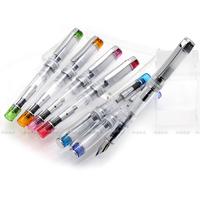 Pilot baile fountain pen transparent fprn-350r fountain pen